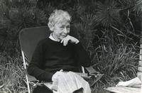 Portrait of Sheila Watson