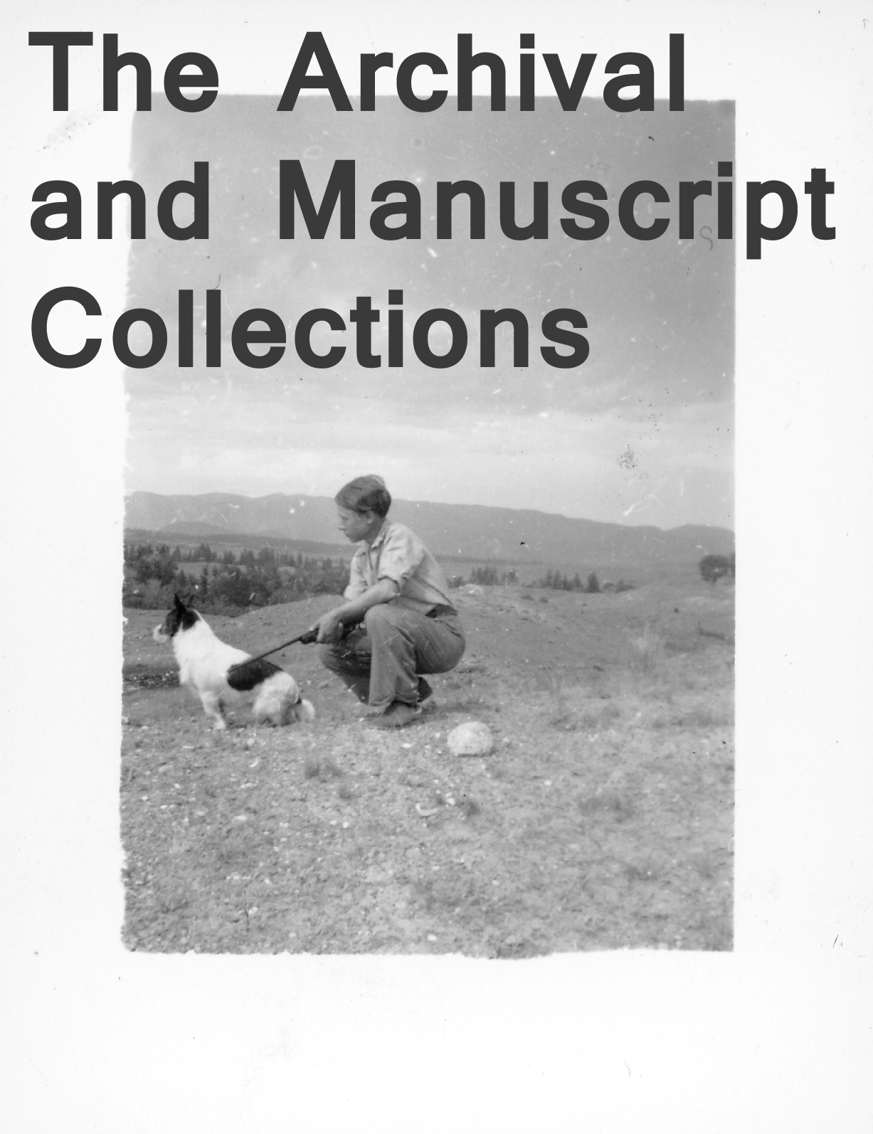 Archival and Manuscript Collections