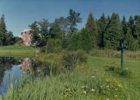 "Photograph of ""Big House"" and grounds at L'Arche Daybreak"