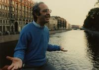 Photograph of Nouwen in Leningrad